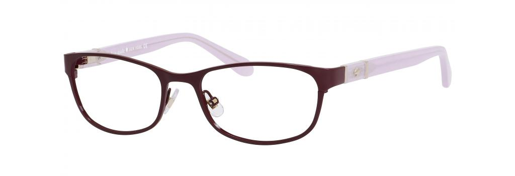 Kate Spade Jayla Eyeglass Frames : Contact Connection Kate Spade Spectacles