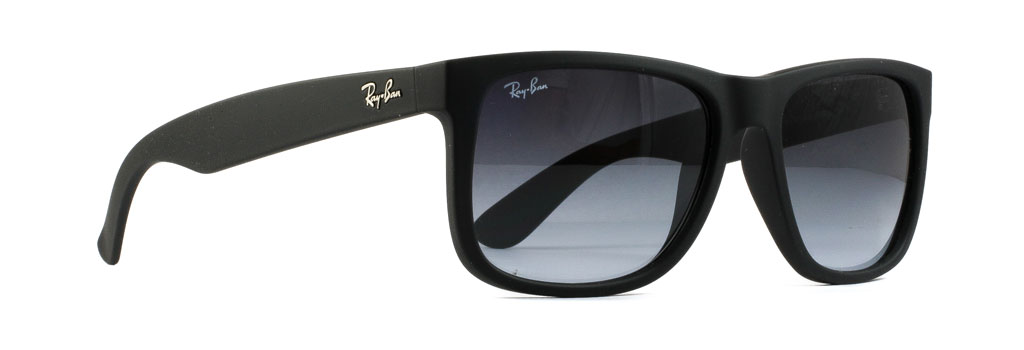 64d5a739de Buy genuine Rayban Justin 4165 601 8G 54-16 Online at 31% off